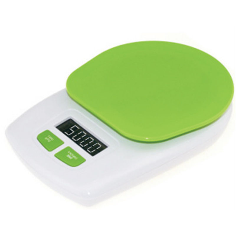 3kg Mini Plastic Digital Kitchen Scale